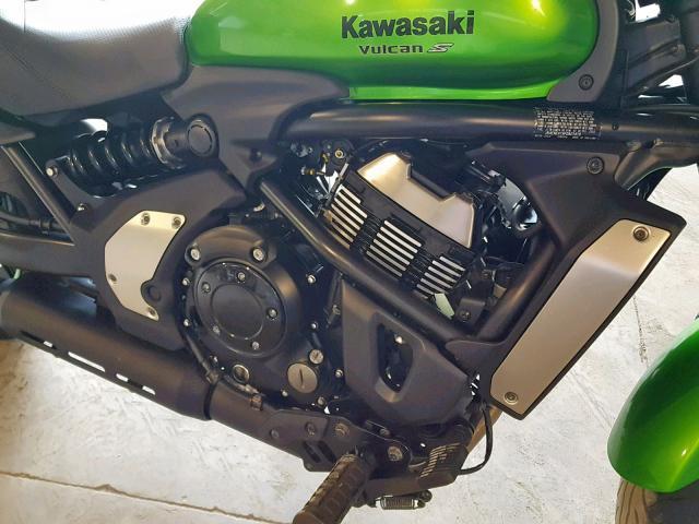 KAWASAKI EN650 A