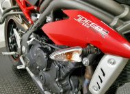 TRIUMPH MOTORCYCLE SPEED TRIPLE R