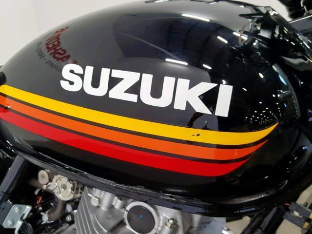 SUZUKI TU250 X