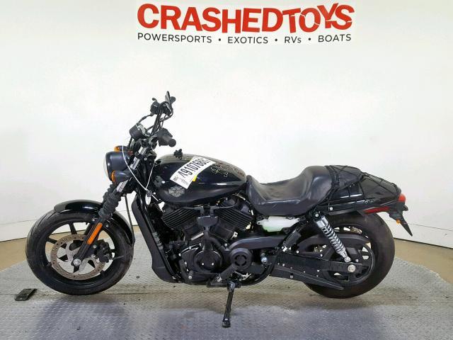 HARLEY-DAVIDSON XG500
