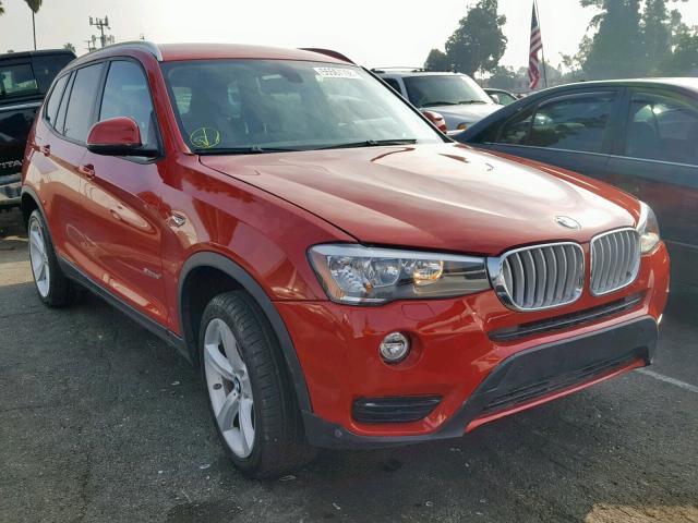 BMW X3 SDRIVE28I