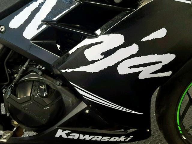 KAWASAKI EX300 B