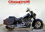 HARLEY-DAVIDSON FLHCS 115TH ANNIVERSARY HERITAGE CLASSIC 114
