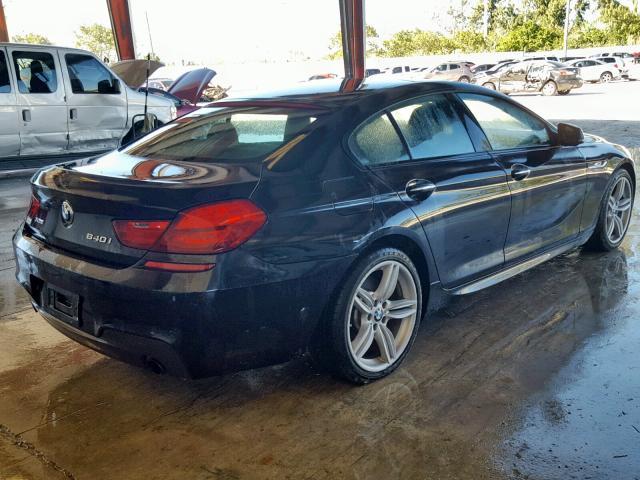 BMW 640 XI