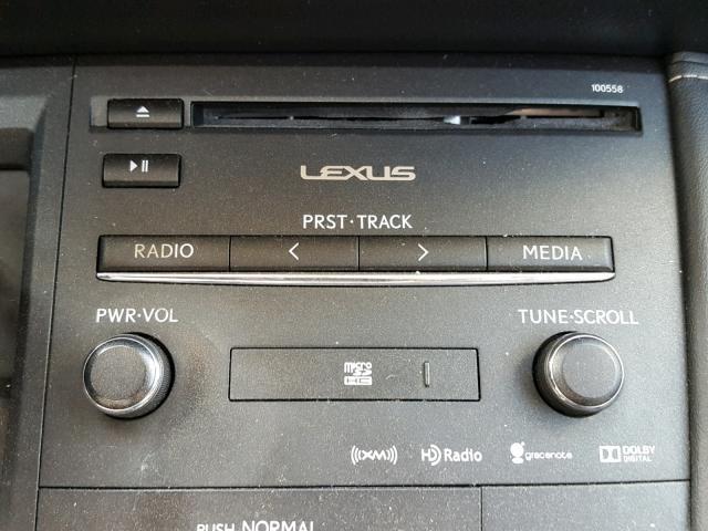 LEXUS CT 200
