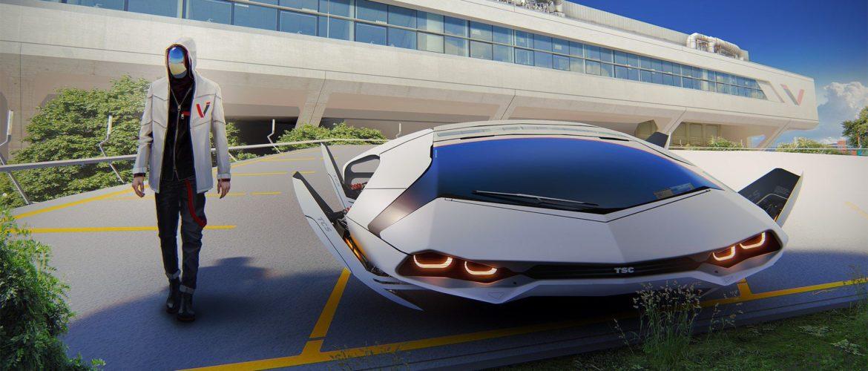Фантастическая реальность: летающие автомобили и реактивные аэробайки