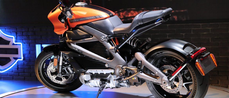 Электрический мотоцикл: тихий зверь
