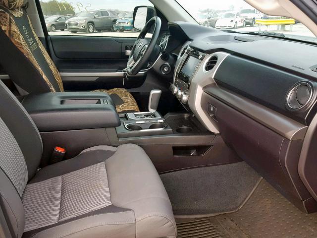 TOYOTA TUNDRA DOUBLE CAB SR/SR5