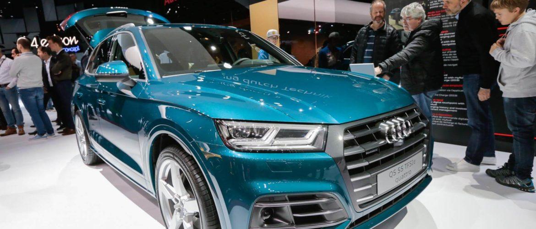 Сила двух сердец: Audi Q5, A6, A7 и A8