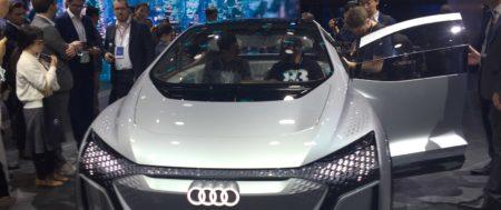 Audi: AI:ME, Q2L E-Tron и Q2