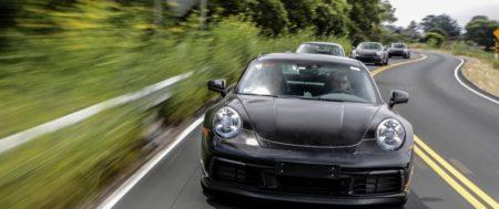 Спорткары Porsche 911: Speedster
