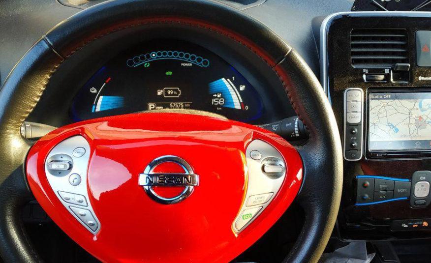 Nissan Leaf SV 2015