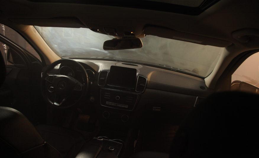 Mercedes-Benz › GLS 350d