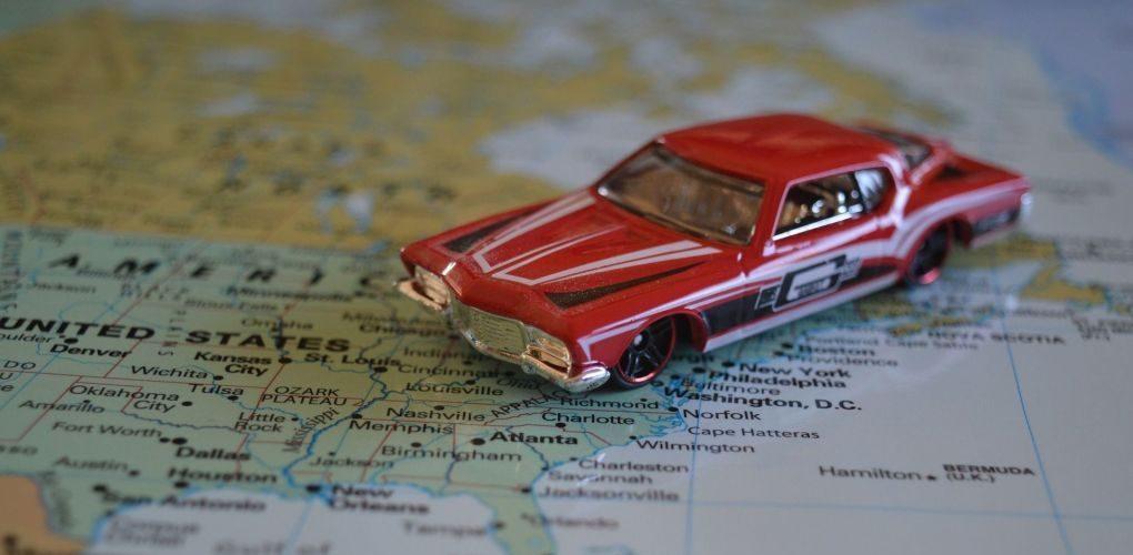 Как выбрать машину из США: типы повреждений лотов
