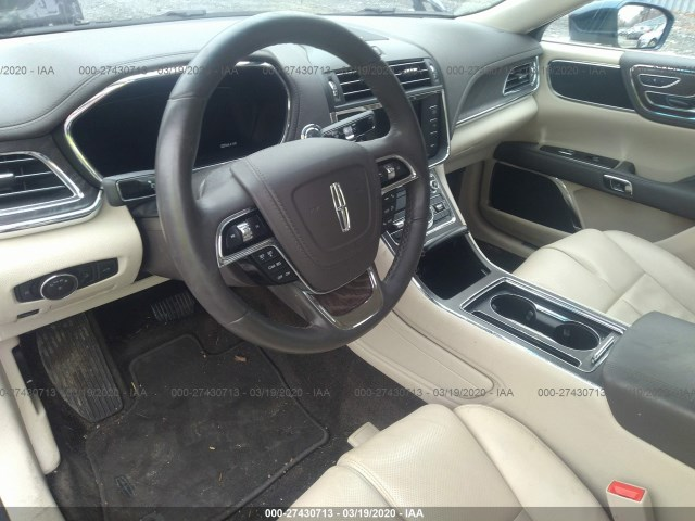 LINCOLN CONTINENTAL SELECT