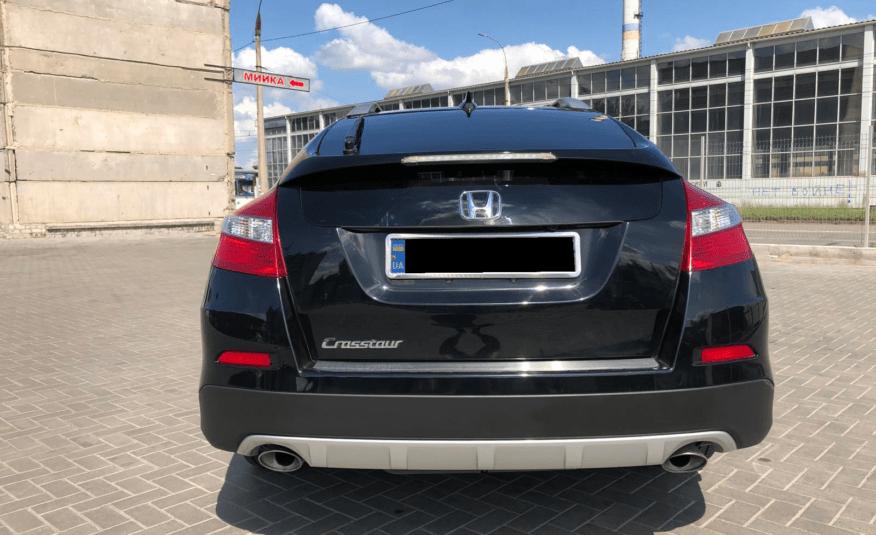 Honda Crosstour EXL