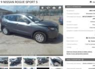 Nissan Rogue Sport S