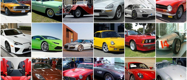 Топ 5 легендарных машин современности