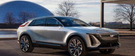 Cadillac Celestiq – новый премиальный американский электрокар