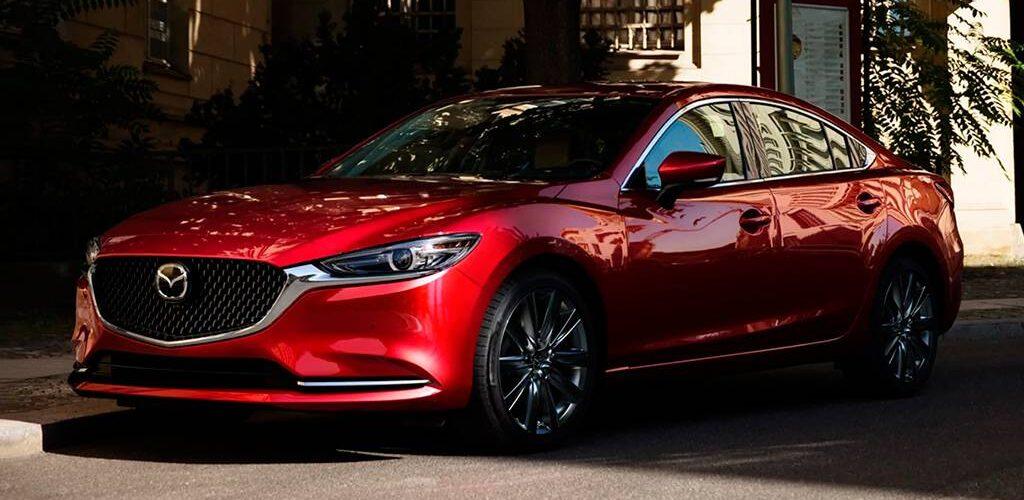 Новая генерация Mazda 6 появится в 2022 году